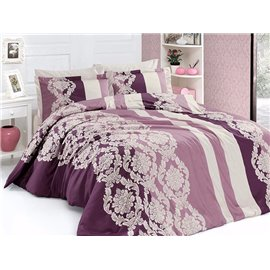 КПБ FirstChoice Cotton Satin  Kavin pudra