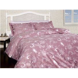 КПБ FirstChoice Cotton Satin  Carmina gul kurusu