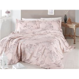 КПБ FirstChoice Cotton Satin  Dolaris ekru