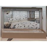 2 спальный комплект постельного белья PLUMES (double)