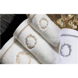 Махровое с вышивкой ШЕХЗАДЕ-SEHZADE