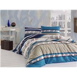 КПБ FirstChoice Polycotton Colin mavi