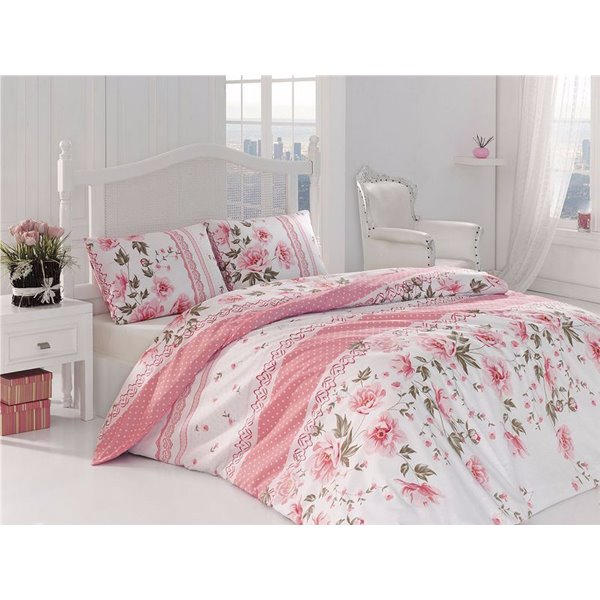 КПБ FirstChoice Polycotton Garden somon