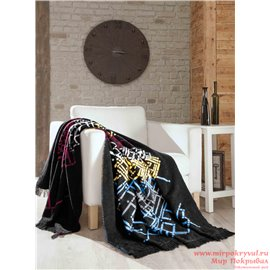 Плед Sesli 18116a Cotton Blankets