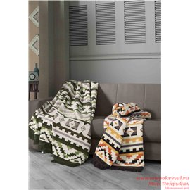 Плед Sesli 18114 Cotton Blankets