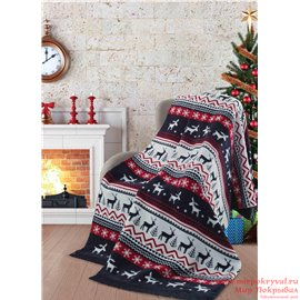 Плед Sesli 18102a New Year Blankets