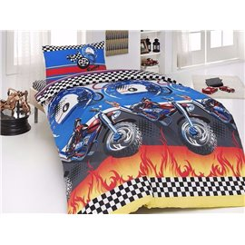 КПБ FirstChoice Polycotton Motocross