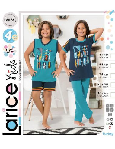 Пижама детская Devino Club Larice Kids (8073)