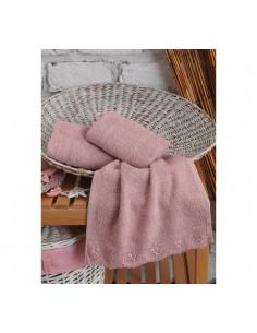 Набор полотенец Cotton Box PUDRA